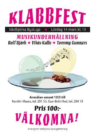 Klabbfest450