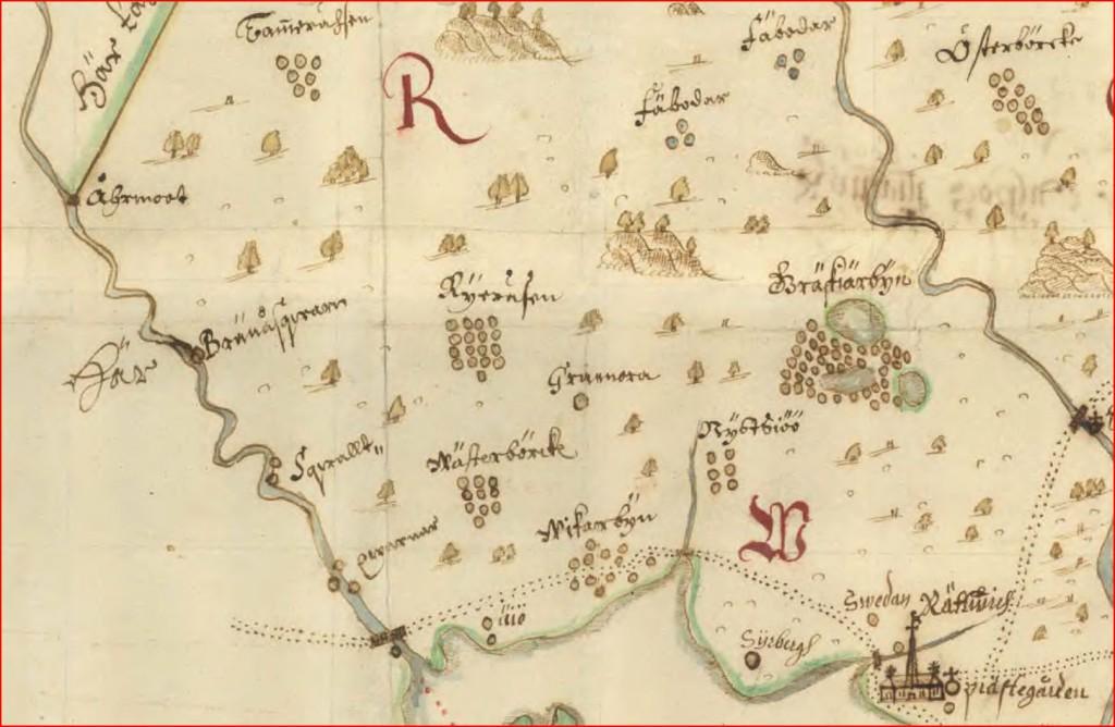 029 1668 karta nordväst