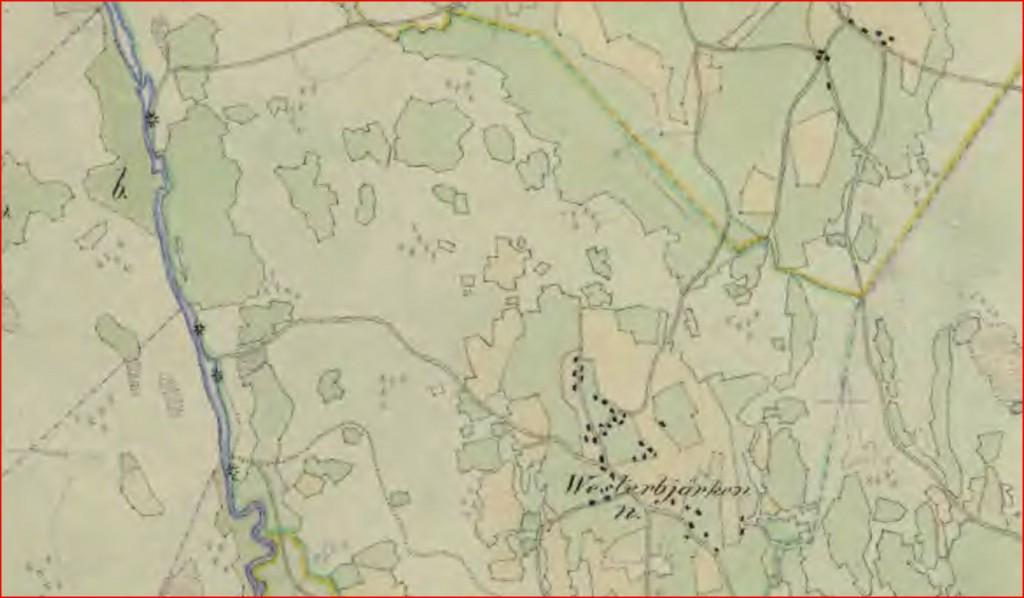 Karta Ickåns kvarnar