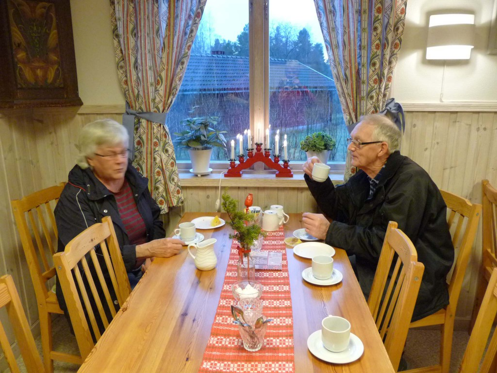 Mait och Gösta Björklund